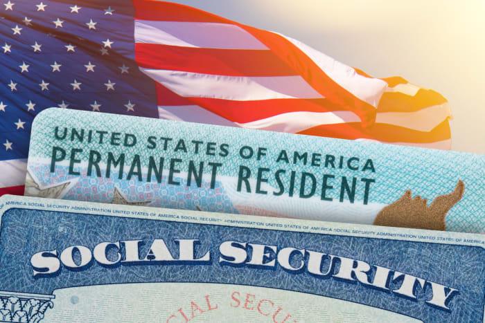 Green card y visas