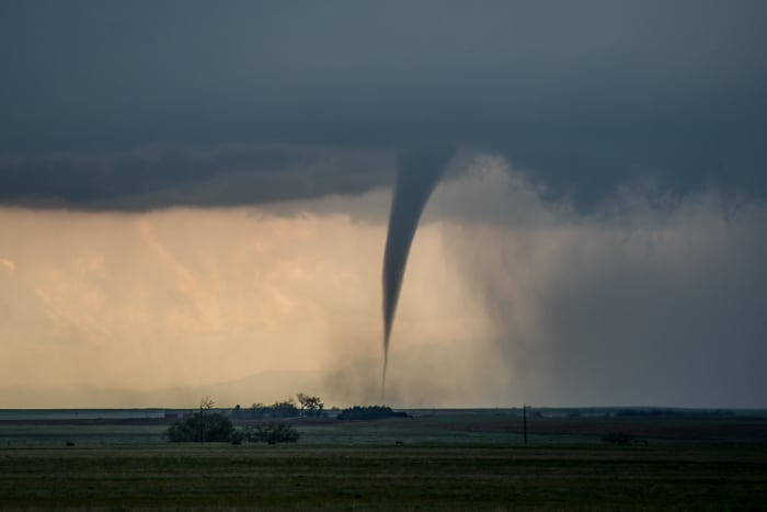 Tornadoes United States