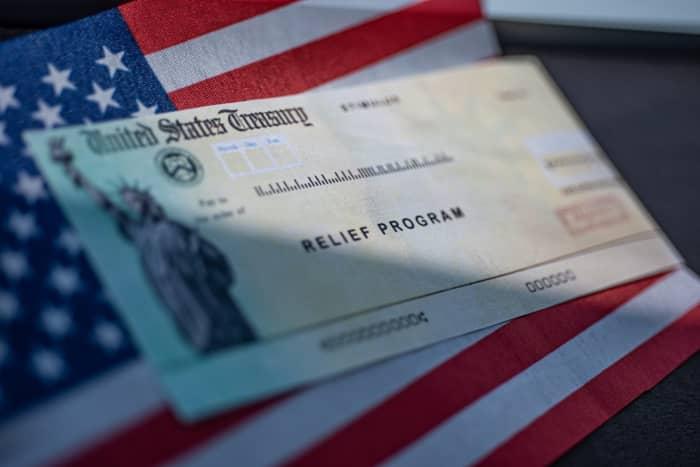 Tercer cheque 3 mayo, IRS