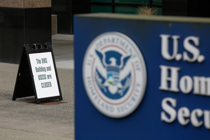 Mexicans sue DHS