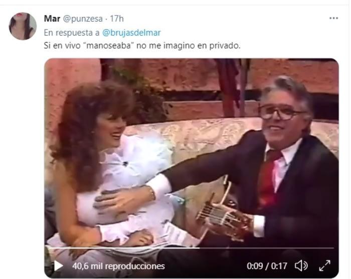 Enrique Guzmán manoseando Frida Sofía Alejandra Guzmán 3
