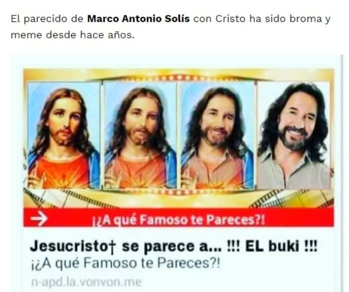 Marco Antonio Solís bata El Buki Jesucristo 4