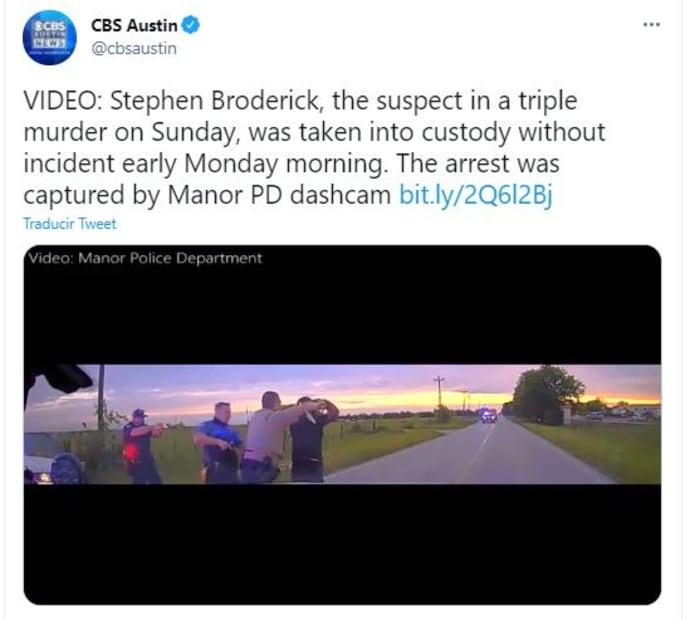 Austin shooting suspect