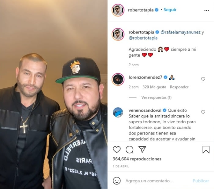 Rafael Amaya unrecognizable the lord of the skies new project 5