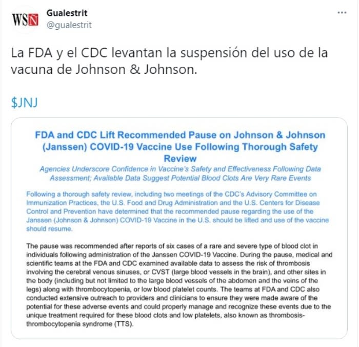 CDC Resume Johnson & Johnson Vaccine 3