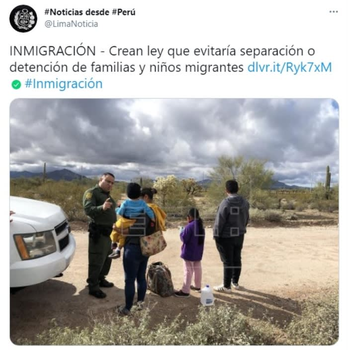 Ley detención niños migrantes 3