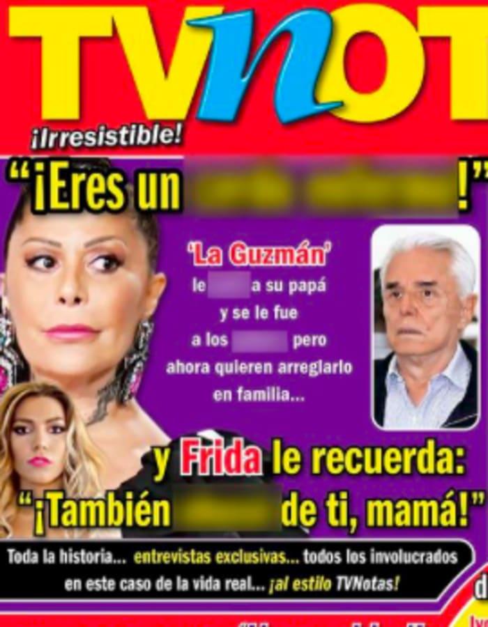 ¿Demandarán a Frida Sofía? (IG)