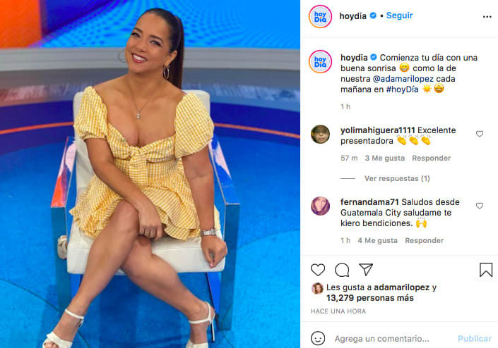 Adamari López (Instagram)