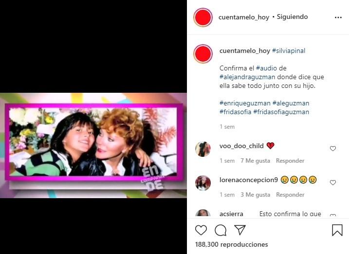 Resurge entrevista de Silvia Pinal que parece confirmar acusaciones contra Enrique Guzmán