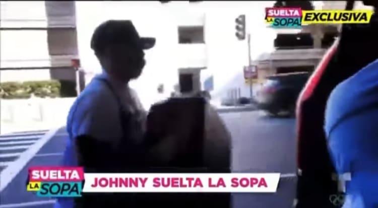 Hermano de Chiquis Rivera asegura que Lorenzo Méndez la golpeaba Johnny