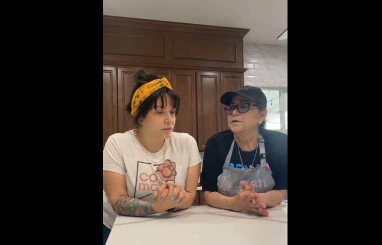 Ahora con doña Rosa, Jacqie aclara si Jenni Rivera está viva o no