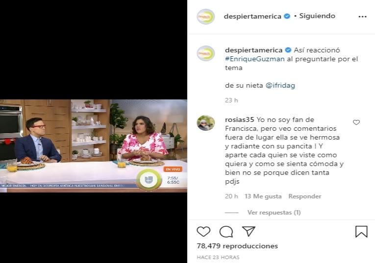 Enrique Guzmán reaparece en medio del escándalo para recibir la vacuna