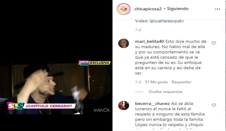 Lorenzo Méndez asegura que ya no quiere saber nada