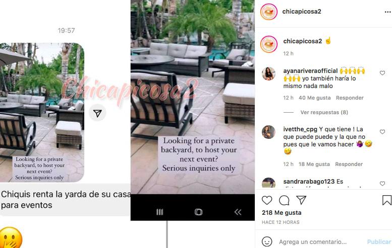 La hija de Jenni Rivera a falta de dinero rentará su terraza
