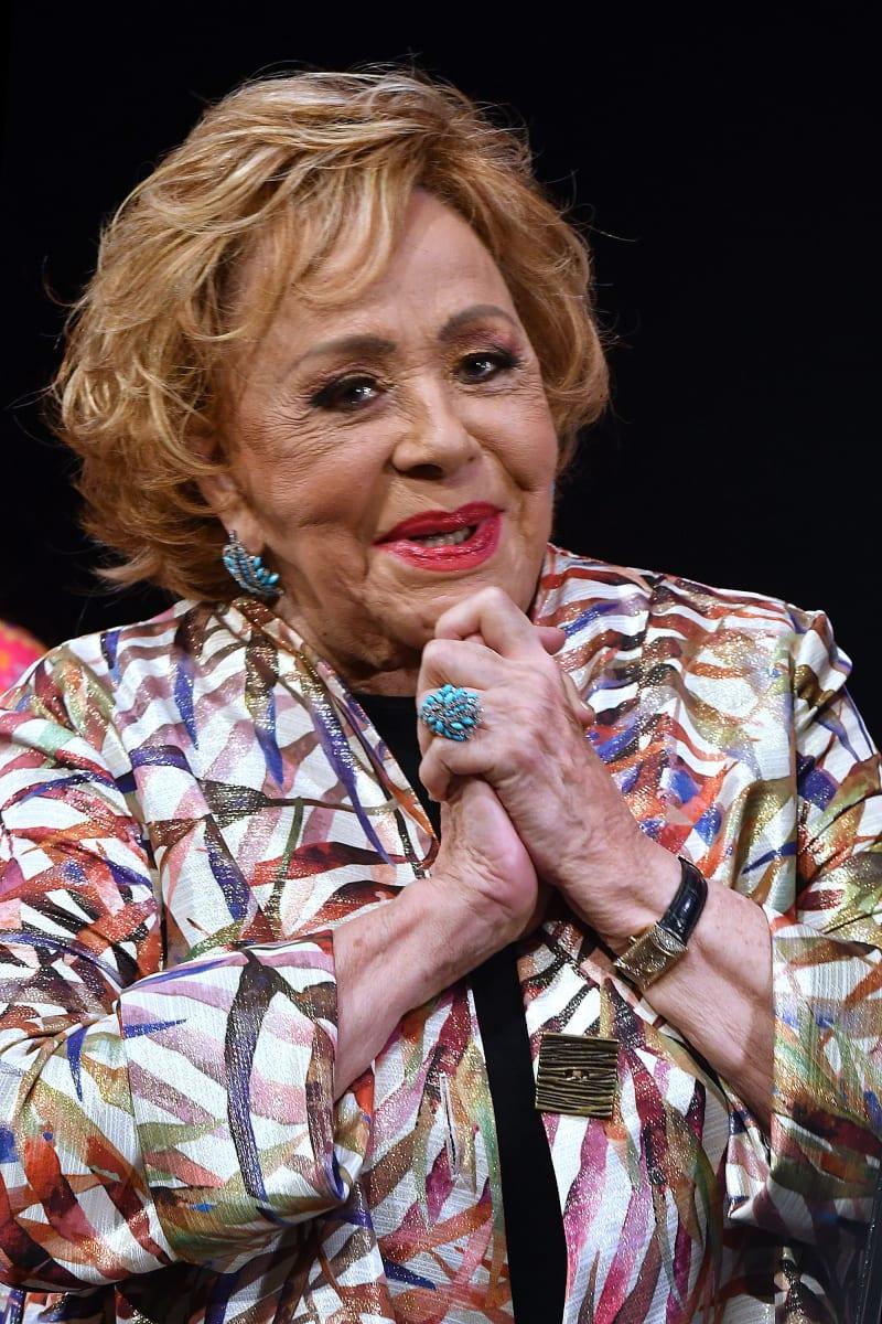 Frida Sofía recuerda la ocasión en que su abuela Silvia Pinal le dijo que parecía puerco