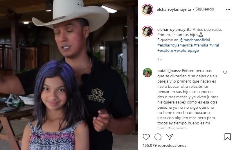 El Charro, esposo de La Mayrita, le manda indirecta a Alejandra Guzmán Erik Roberto