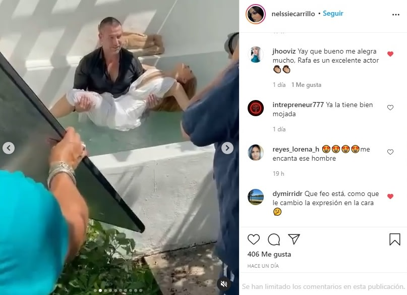 Rafael Amaya unrecognizable the lord of the skies new project 2