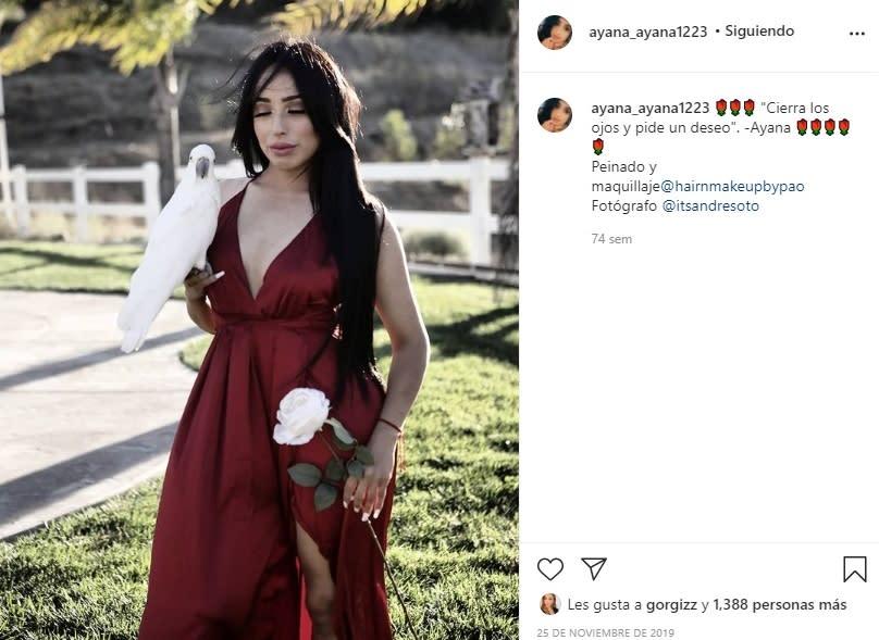 Ayana Rivera confesión hija Lupillo Rivera 4