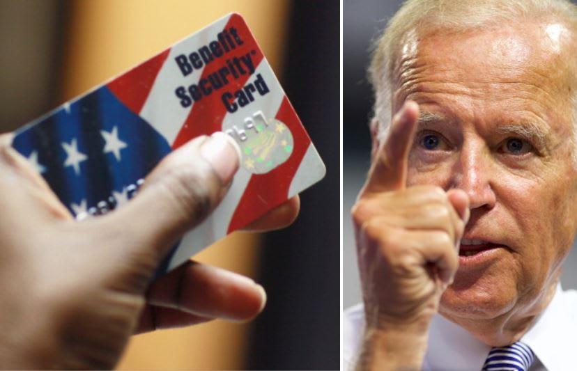 food stamps Biden
