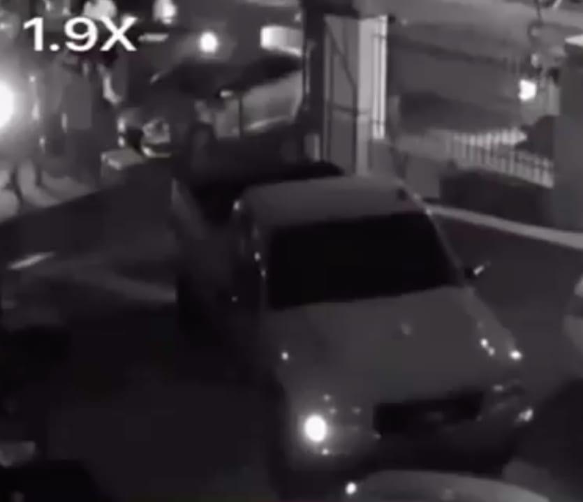 Alex Quintero video asesinato