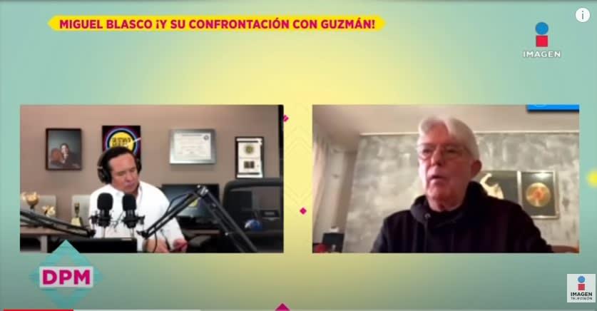 Productor musical revela lo que le hizo Enrique Guzmán a Alejandra Guzmán Miguel Blasco