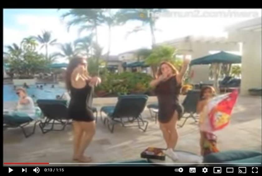 Chiquis Jenni Rivera bikini vacaciones Hawái 2
