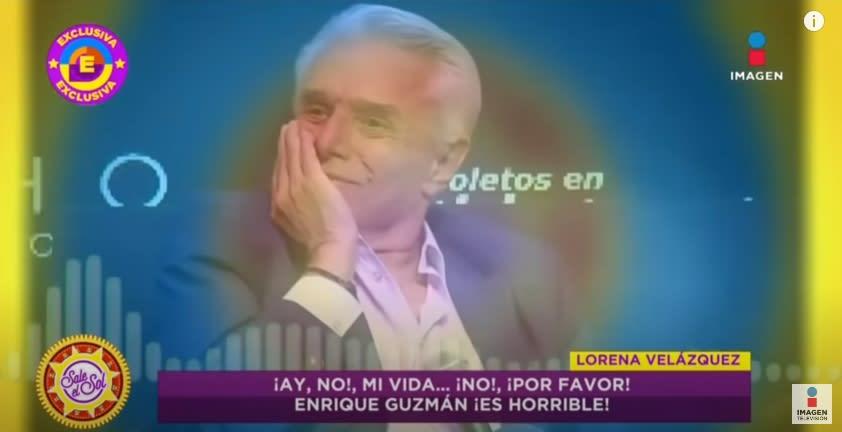 Lorena Velázquez revela que sufrió abuso físico de parte de Enrique Guzmán