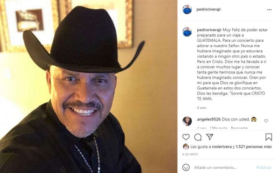 Pedro Rivera Jr dinero iglesia Jenni Rivera 2