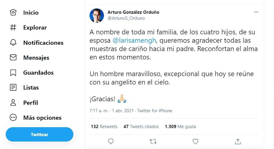 López Dóriga está molesto por muerte de periodista