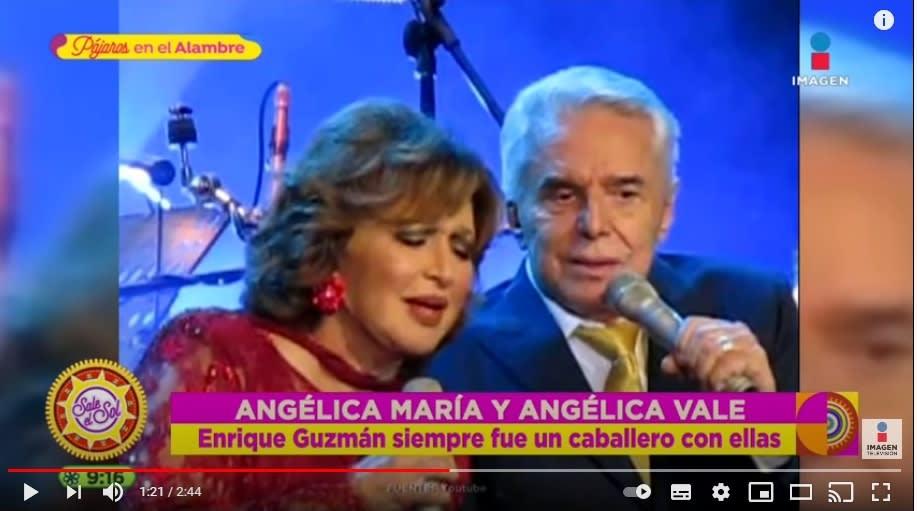 Angélica María Enrique Guzmán Angelica Vale 5
