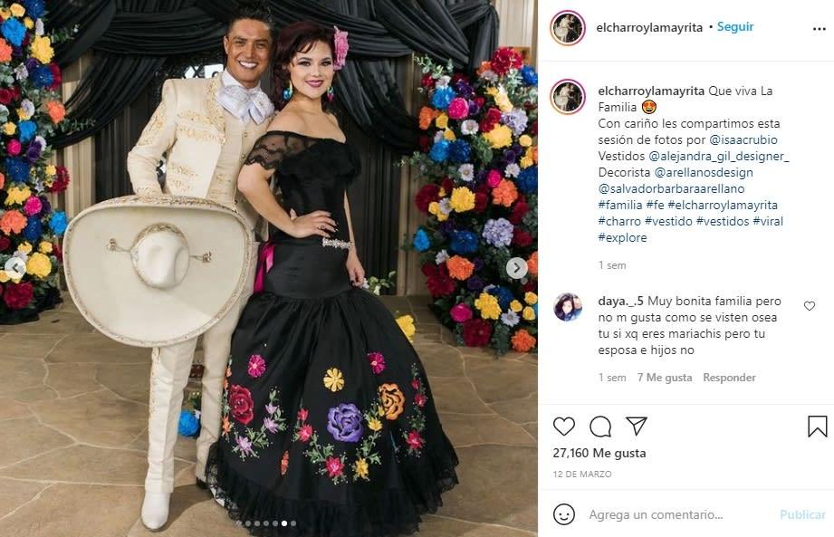 Erik Roberto El Charro y la Mayrita pierde esposa 4