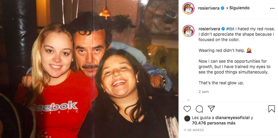 fortuna Rosie Rivera