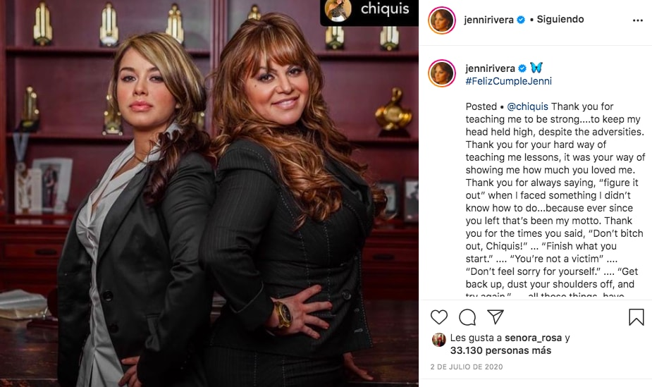 Chiquis Rivera fortuna