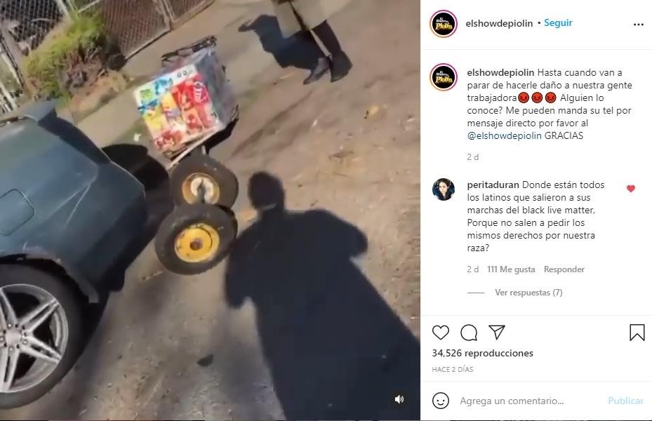 El show de Piolín Eduardo Sotelo paletero hispano 3