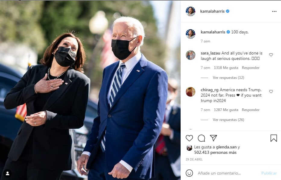 Jorge Ramos exposes Kamala Harris: Support for the government