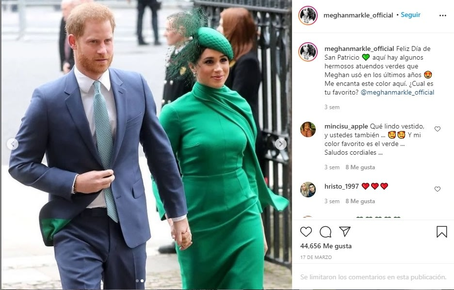 duquesa de Sussex Meghan Markle funeral Felipe 4 duque Edimburgo