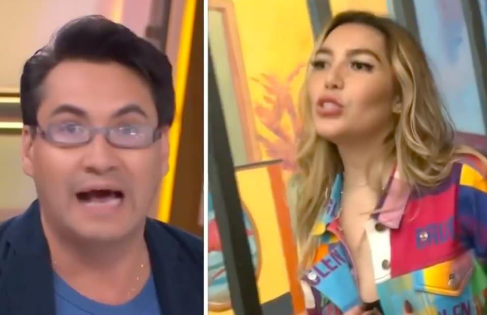 Frida Sofía ¿está dañada emocional por Enrique Guzmán? (IG)