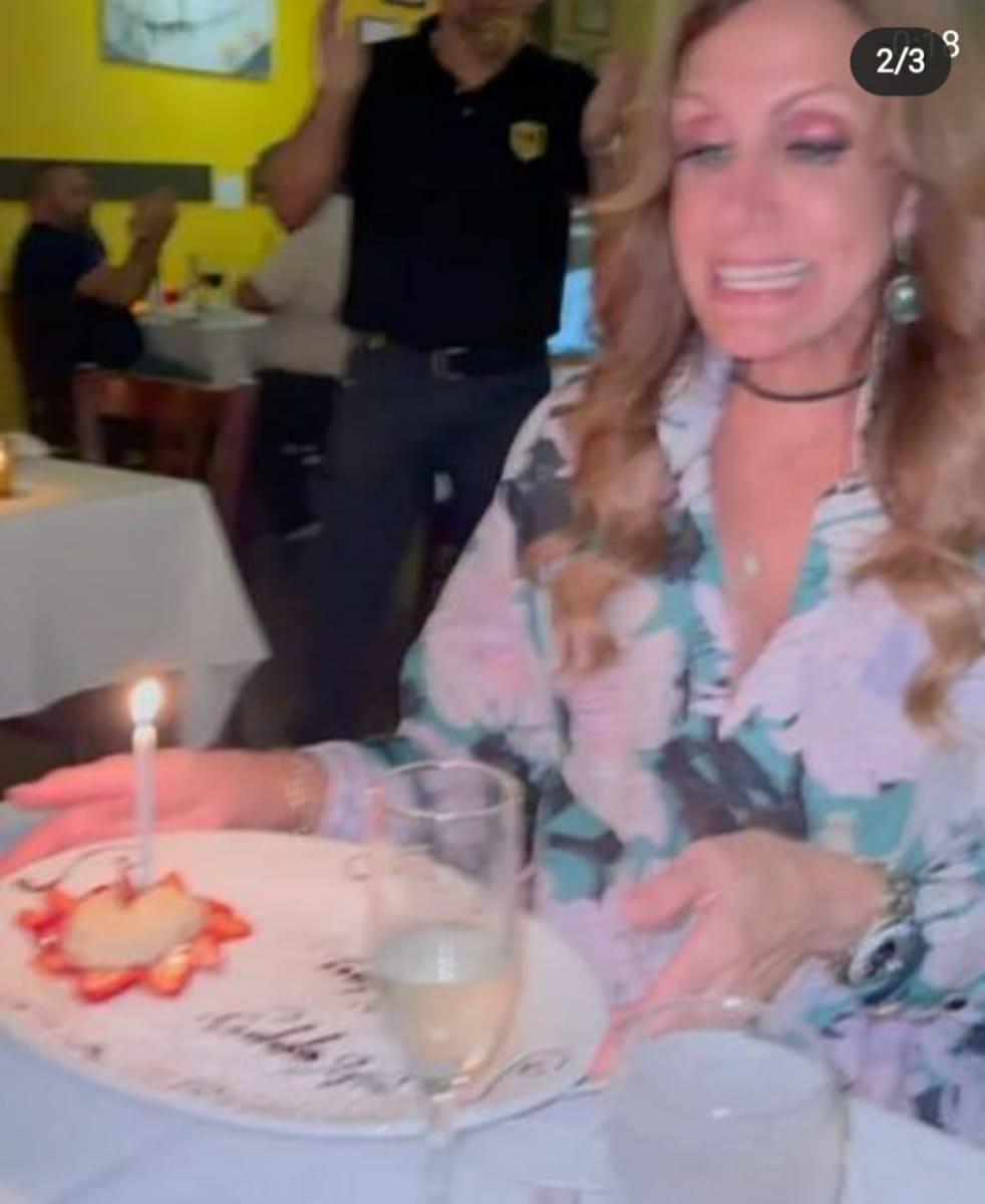 Lili Estefan celebra su cumpleaños, pero la critican por una simple razón