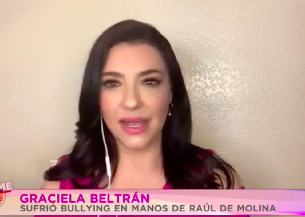 Graciela Beltrán y Raúl de Molina