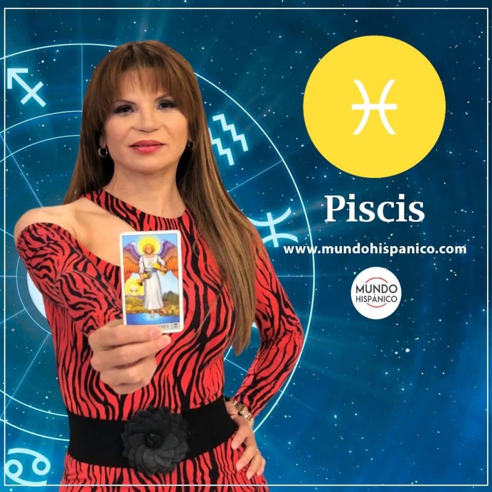 Mhoni Vidente horóscopos Tarot: Piscis