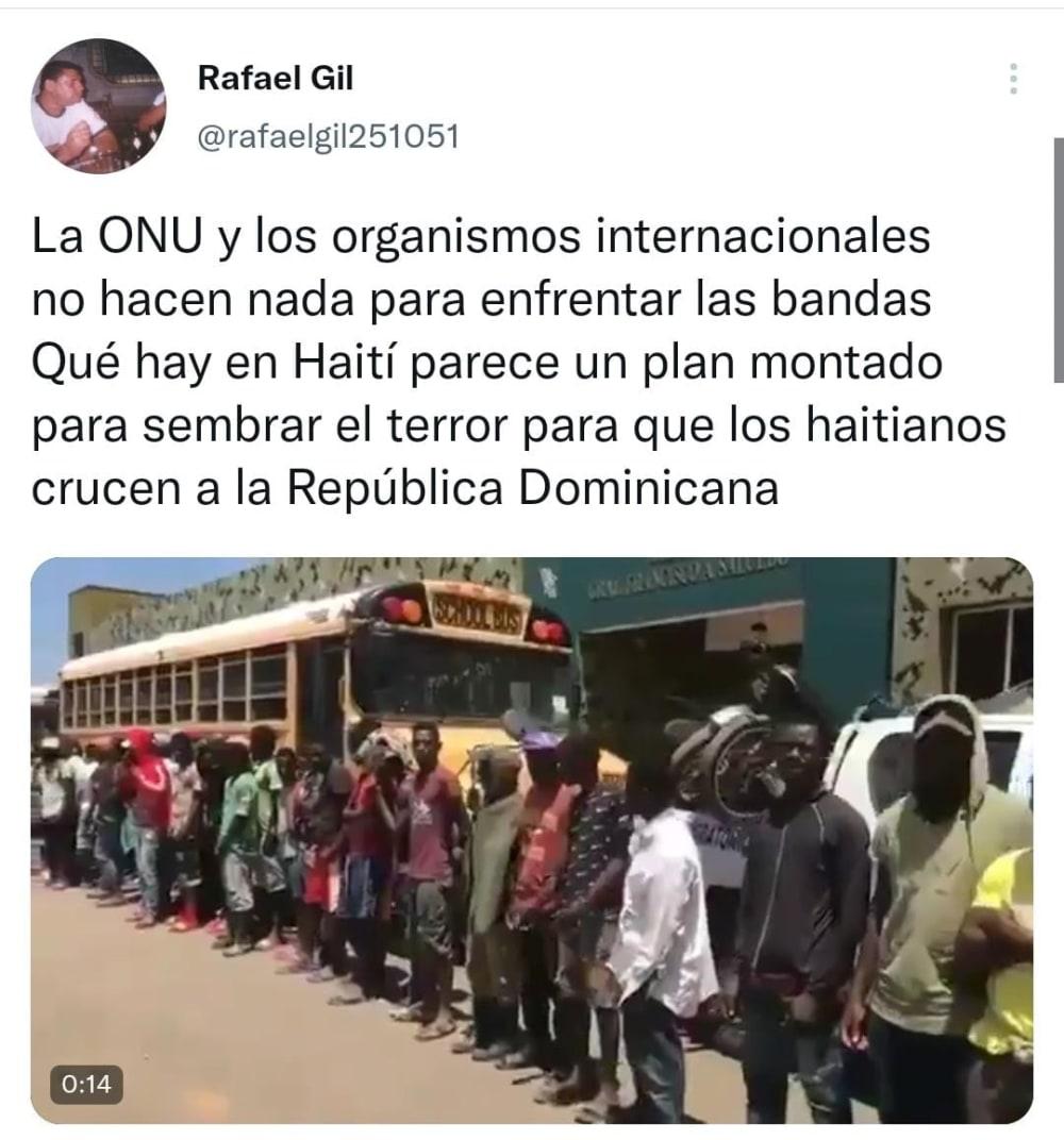 Posible emergencia humanitaria en plena frontera