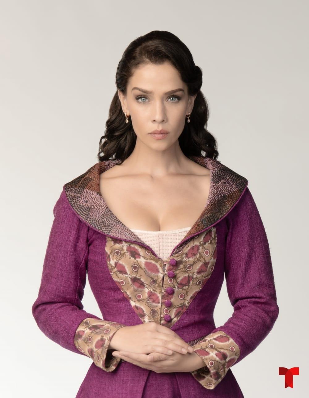 Carolina Miranda serie Malverde: Cuéntanos un poco de los retos de hacer a Isabel.