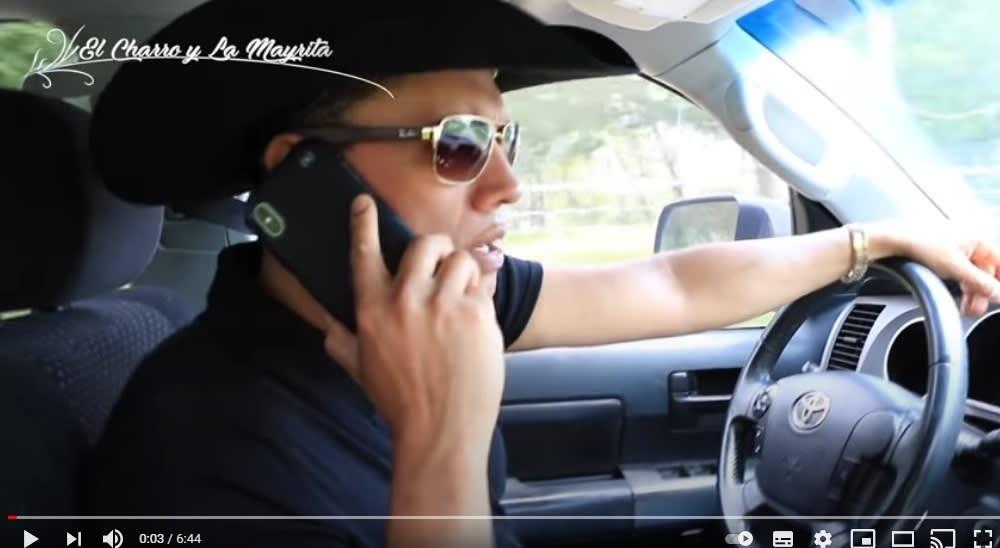 El Charro y la Mayrita Erik Roberto pierde esposa por menso
