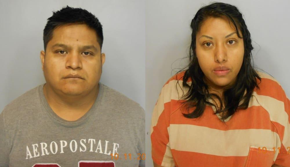 Crónica arresto matrimonio hispano