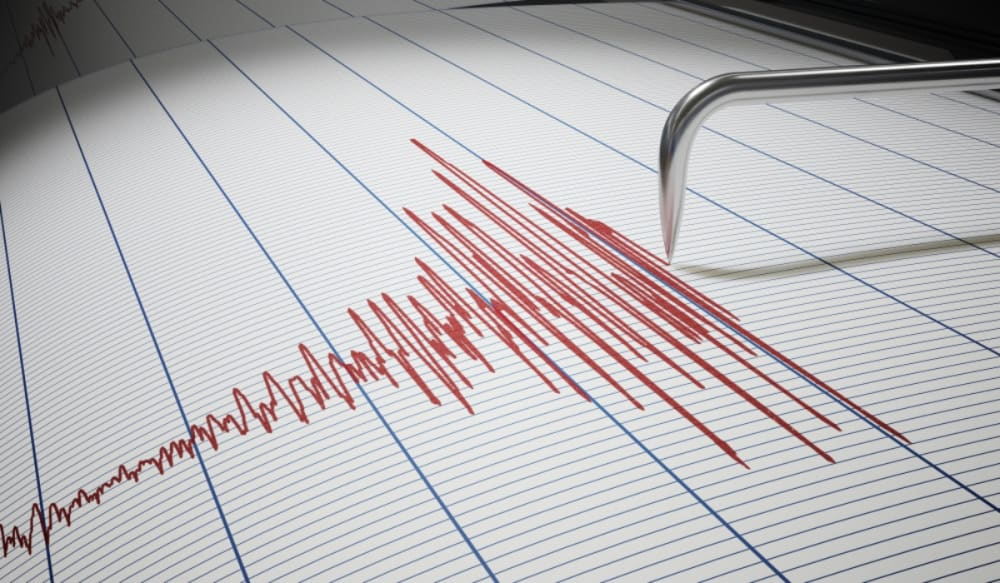 Sismo de magnitud 5.5 se registra en Alaska esta madrugada