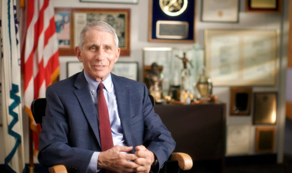 Anthony Fauci assures that this year it is good to ask for sweets on Halloween
