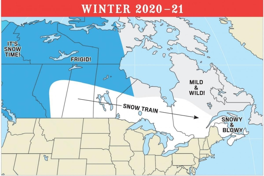 Predicción temporada invernal: ¿Qué se espera para esta temporada invernal?