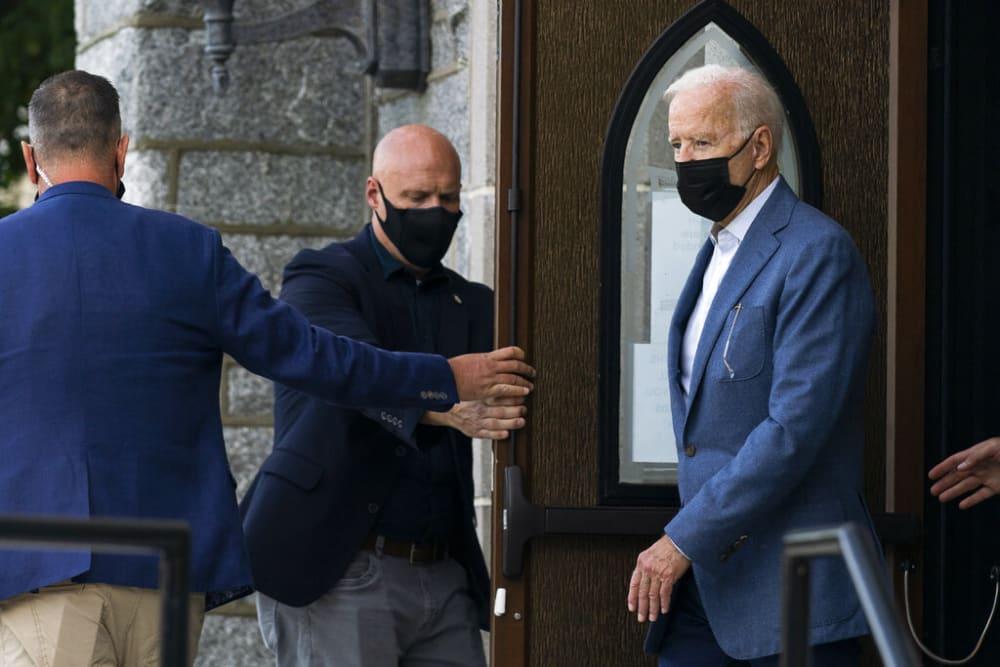Joe Biden se pondrá estricto