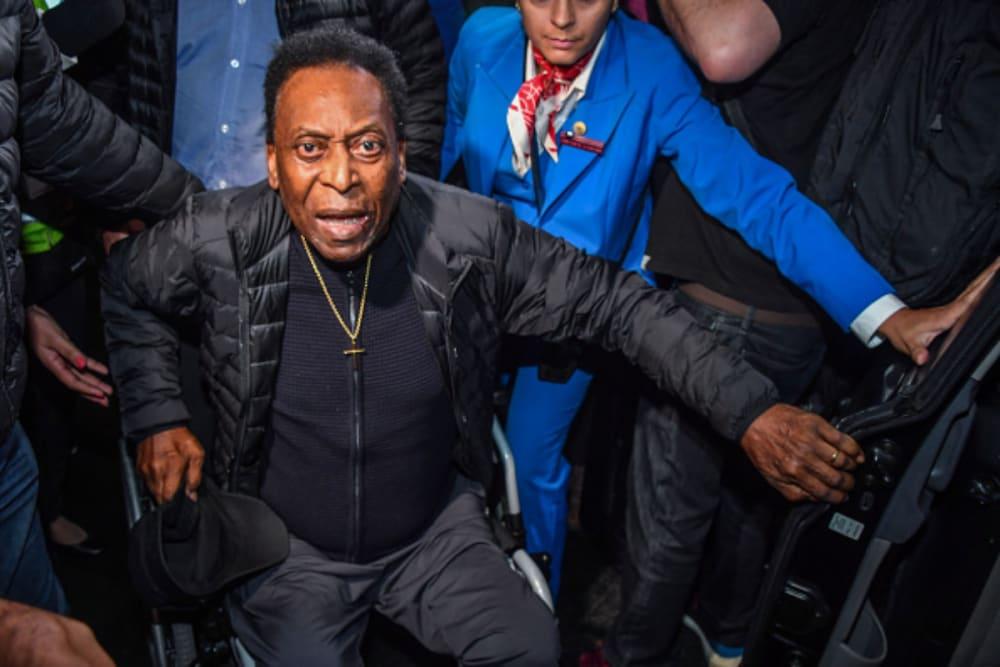 Hija rompe el silencio tras rumores sobre salud de Pelé