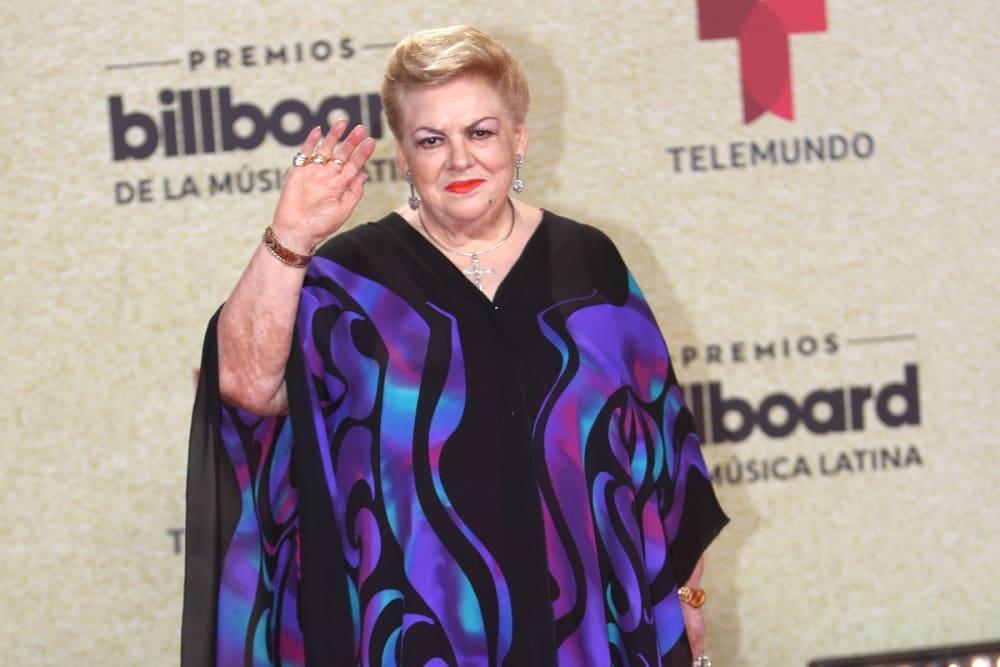 ¿Quisieron humillar a Paquita la del Barrio? Bad Bunny la salva en los premios Billboard (VIDEO)